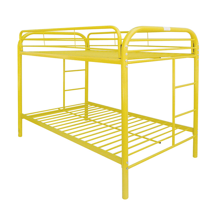 Thomas Yellow Bunk Bed (Twin/Twin)