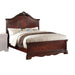 Estrella Dark Cherry Eastern King Bed image