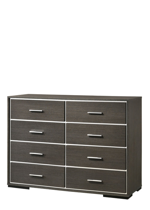 Escher Gray Oak Dresser image