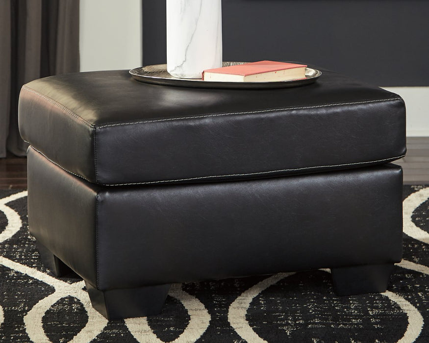 Betrillo Signature Design by Ashley Ottoman image