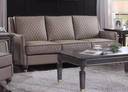 Acme Furniture House Marchese Sofa in Brown 58860 image