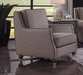 Acme Furniture House Marchese Living Room Chair in Brown 58862 image