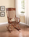Kloris Tobacco Rocking Chair image
