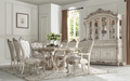 Gorsedd Antique White Dining Table image