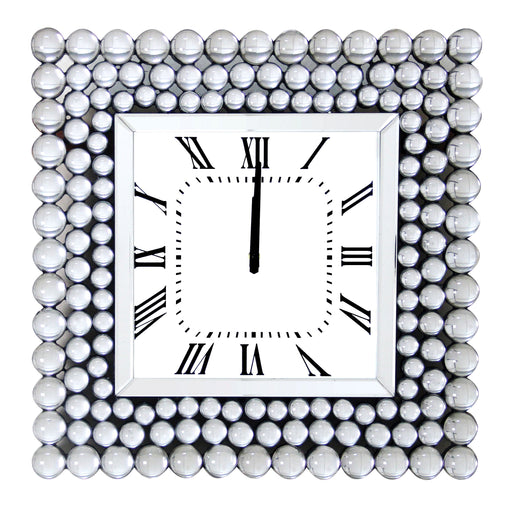 Bione Mirrored Wall Clock image