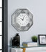 Maita Mirrored Wall Clock image