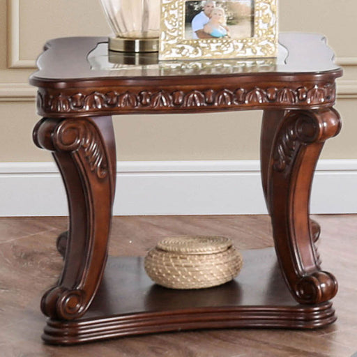 Walworth Dark Oak End Table image
