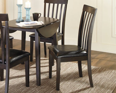 Hammis Signature Design by Ashley Dining Chair Set of 2