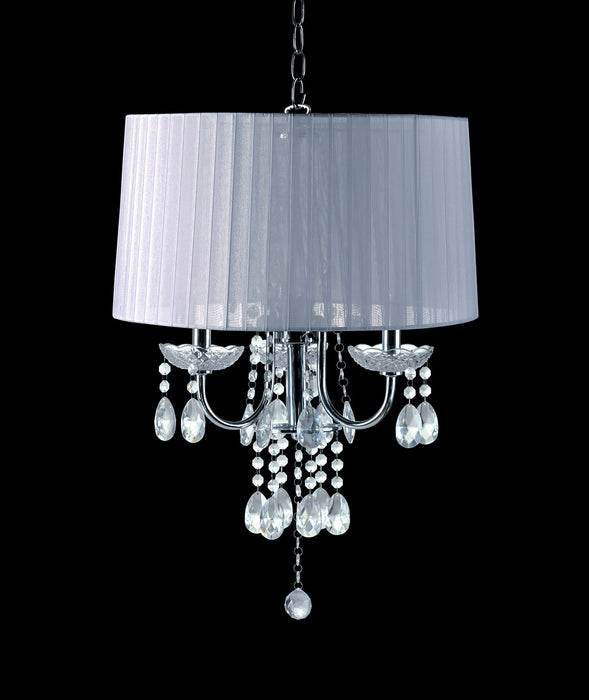 Jada White Ceiling Lamp image