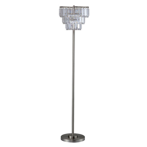 Meg Clear Floor Lamp image