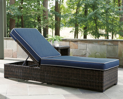 Grasson Lane Signature Design by Ashley Outdoor Chaise-Lounge