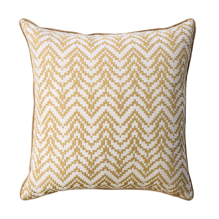 "Jane Gold 20"" X 20"" Pillow, Gold (2/CTN) image"