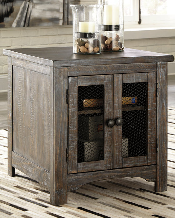 Danell Ridge Signature Design by Ashley End Table image