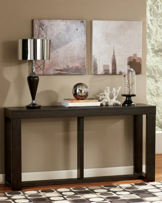 Watson Signature Design by Ashley Sofa Table