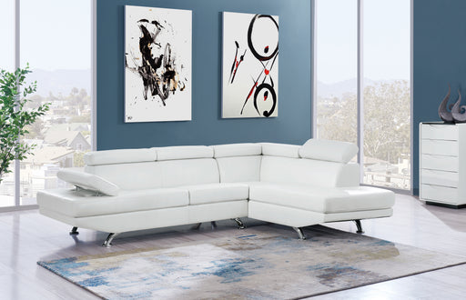 2Pc Sectional White image