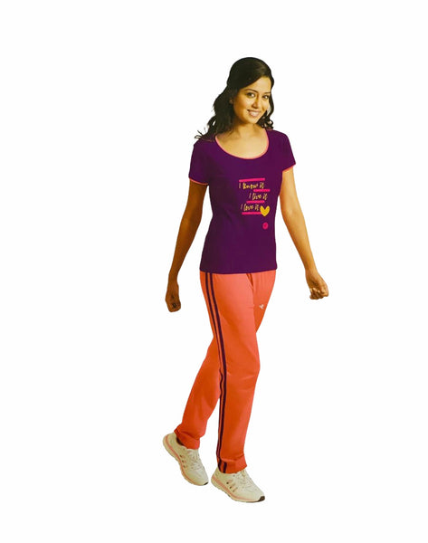 Women's Cotton Night Lounge Wear - LW7