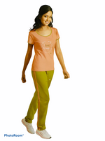 Women's Cotton Night Lounge Wear - LW6