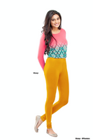 Women's Leggings (Mango) Full Length