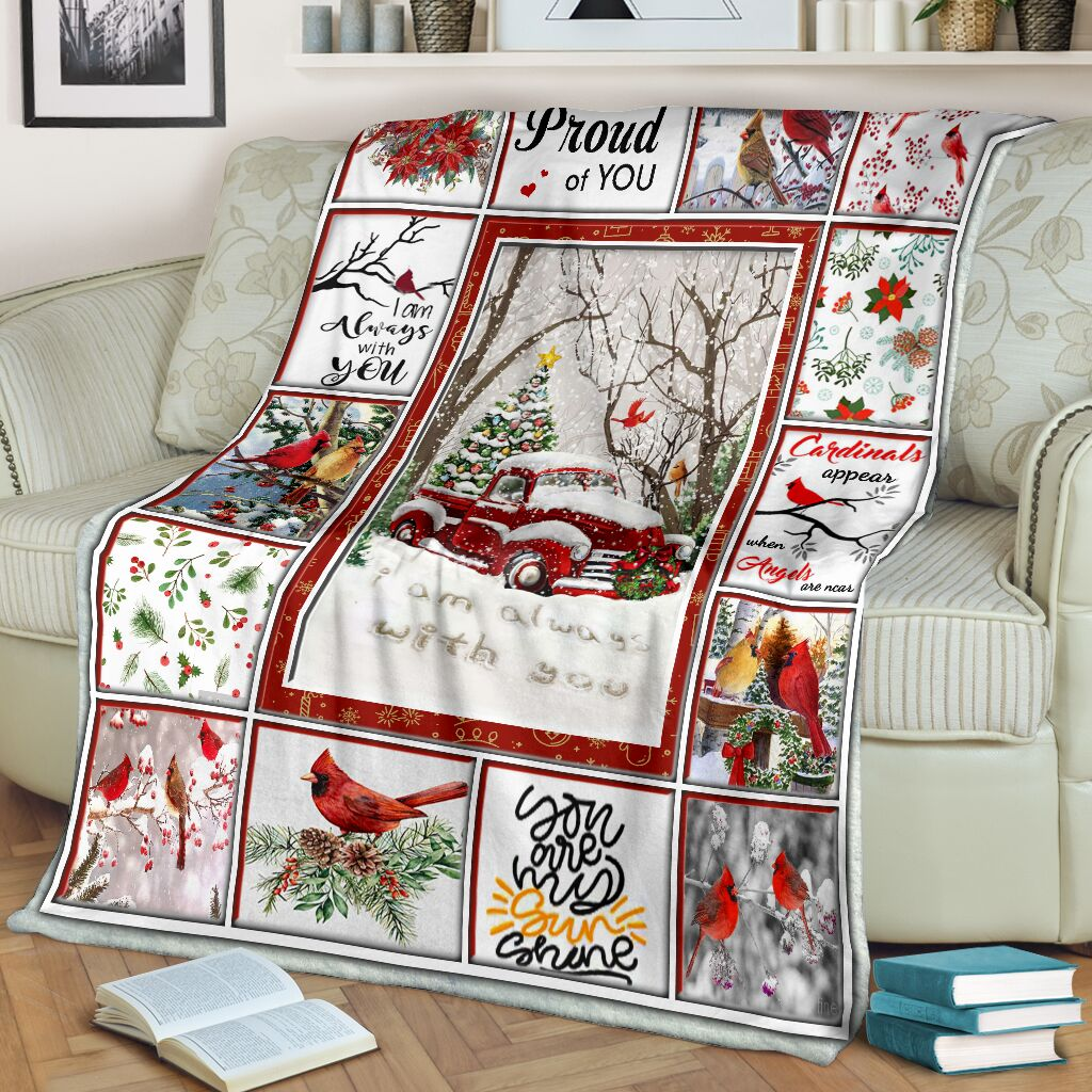 to my kids merry christmas Fleece Blanket