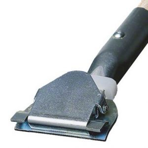 Dust Mop Wood Handle Clip-on