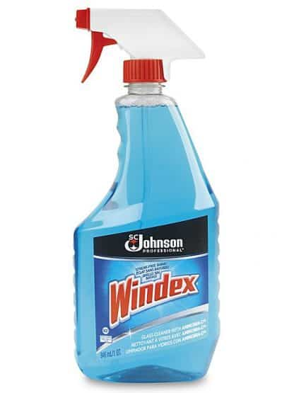 Windex® Glass Cleaner with Ammonia-D®