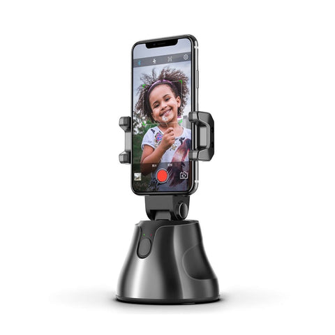 Automatic Phone Holder With Face Tracker
