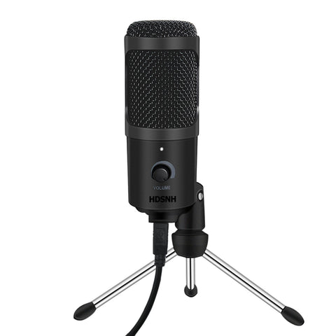 High Fidelity Condenser USB Microphone
