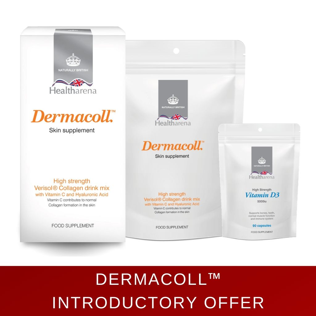 Dermacoll™ Introductory Bundle + FREE Vitamin D3 5000iu