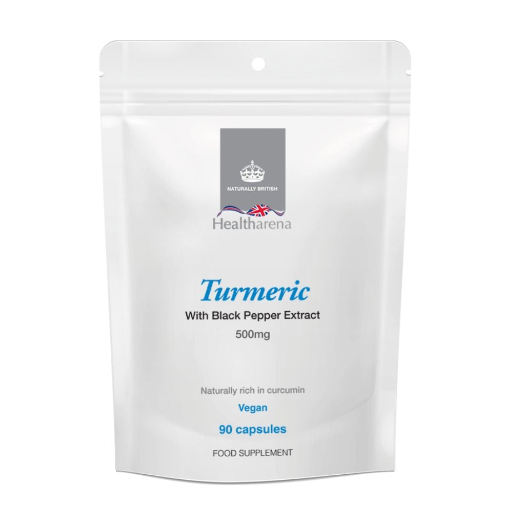 Turmeric 500mg_with_Black_Pepper_Extract_Vegan_Supplement