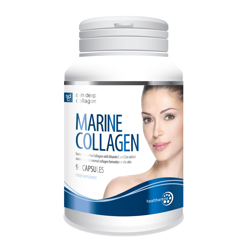 Marine Collagen 500mg (90 Capsules)