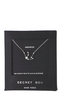 Constellation Astrology Necklace