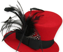 Load image into Gallery viewer, Fascinator Mini Top Hat