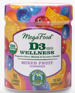 D3 Wellness Gummies
