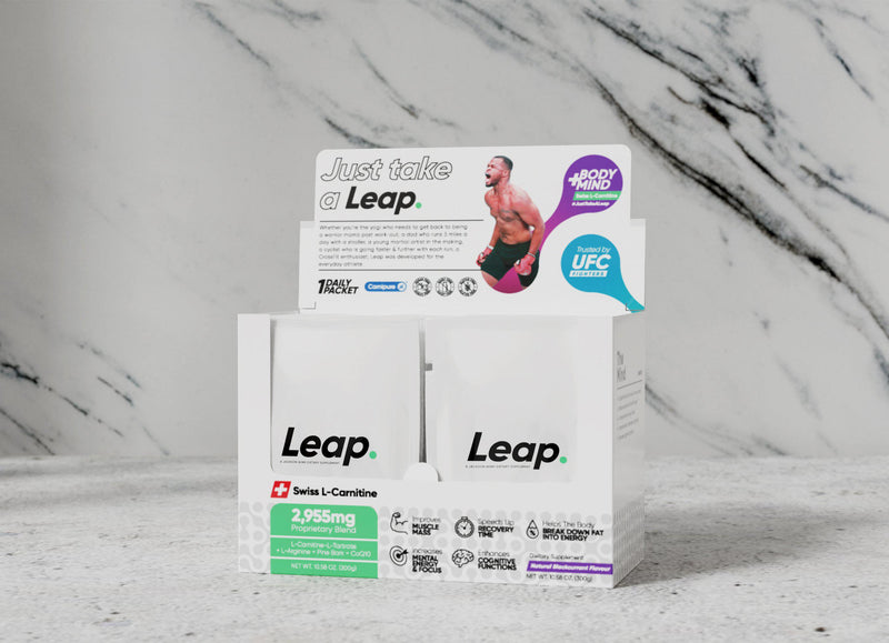 Leap for Your Customers-daily multivitamin-Supplemena