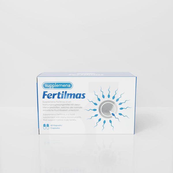 Fertilmas - For Men-Fertility Supplements-Supplemena