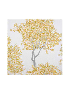 Winter Tree Soft Square Lampshade – 30cm/12""