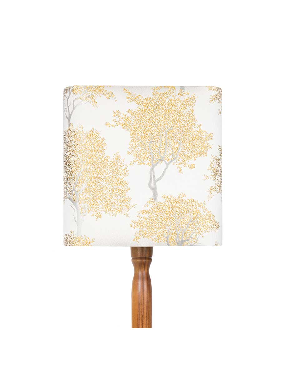 Winter Tree Soft Square Lampshade – 30cm/12