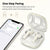 Wireless Earbuds 020, Upgraded Boltune Bluetooth V5.2 in-Ear Stereo Wireless Headphones