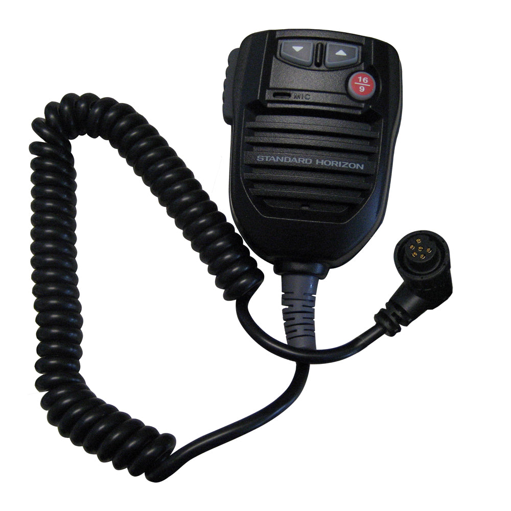 High Quality Standard Horizon Replacement VHF MIC Black
