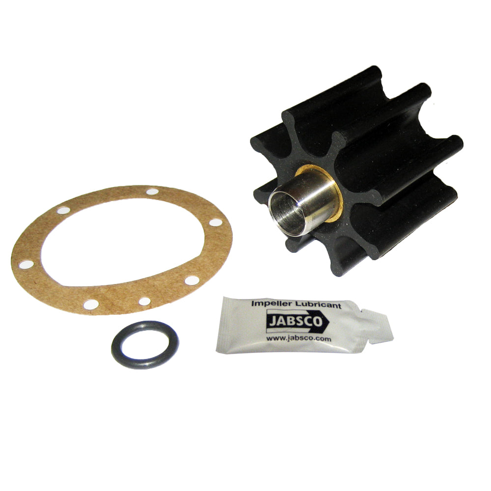 Jabsco Flexible Impeller Kit 8 Blade Nitrile Engine Cooling  Diameter Ding Drive