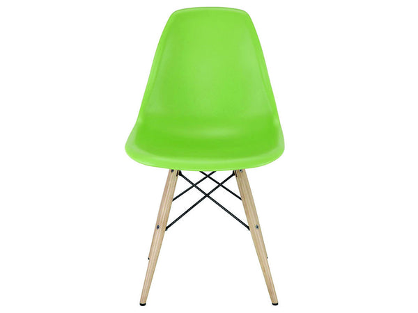 furniture eames style dsw chair green meubles newell furniture