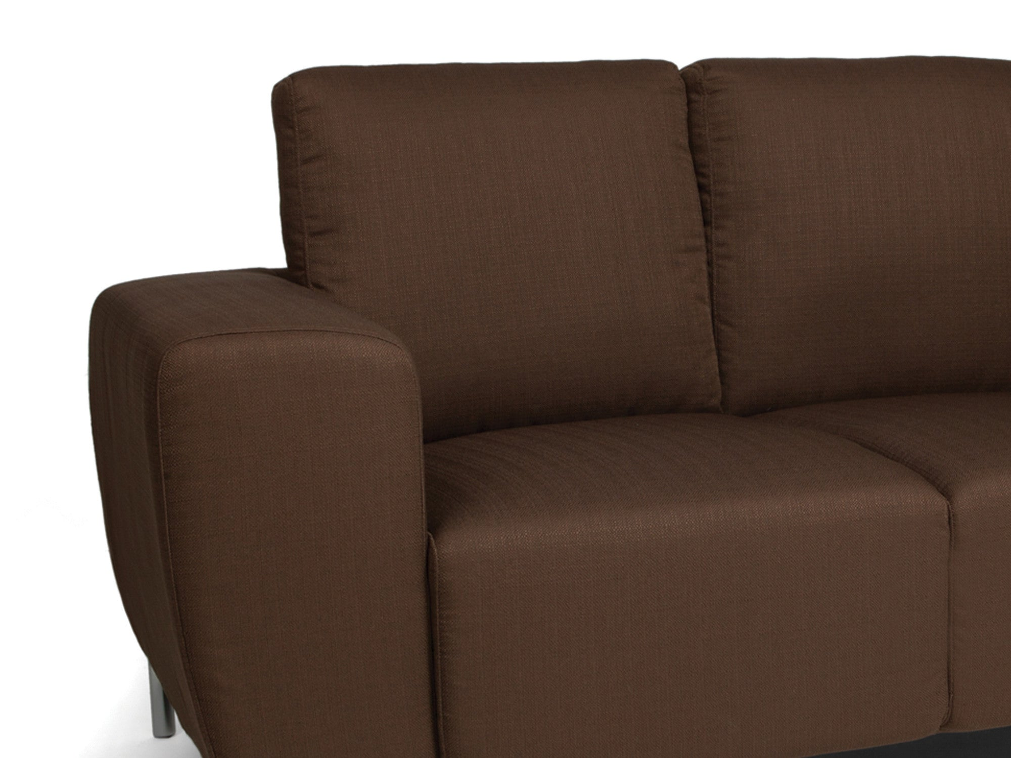 Montreal Loveseat Choco Meubles Newell Furniture