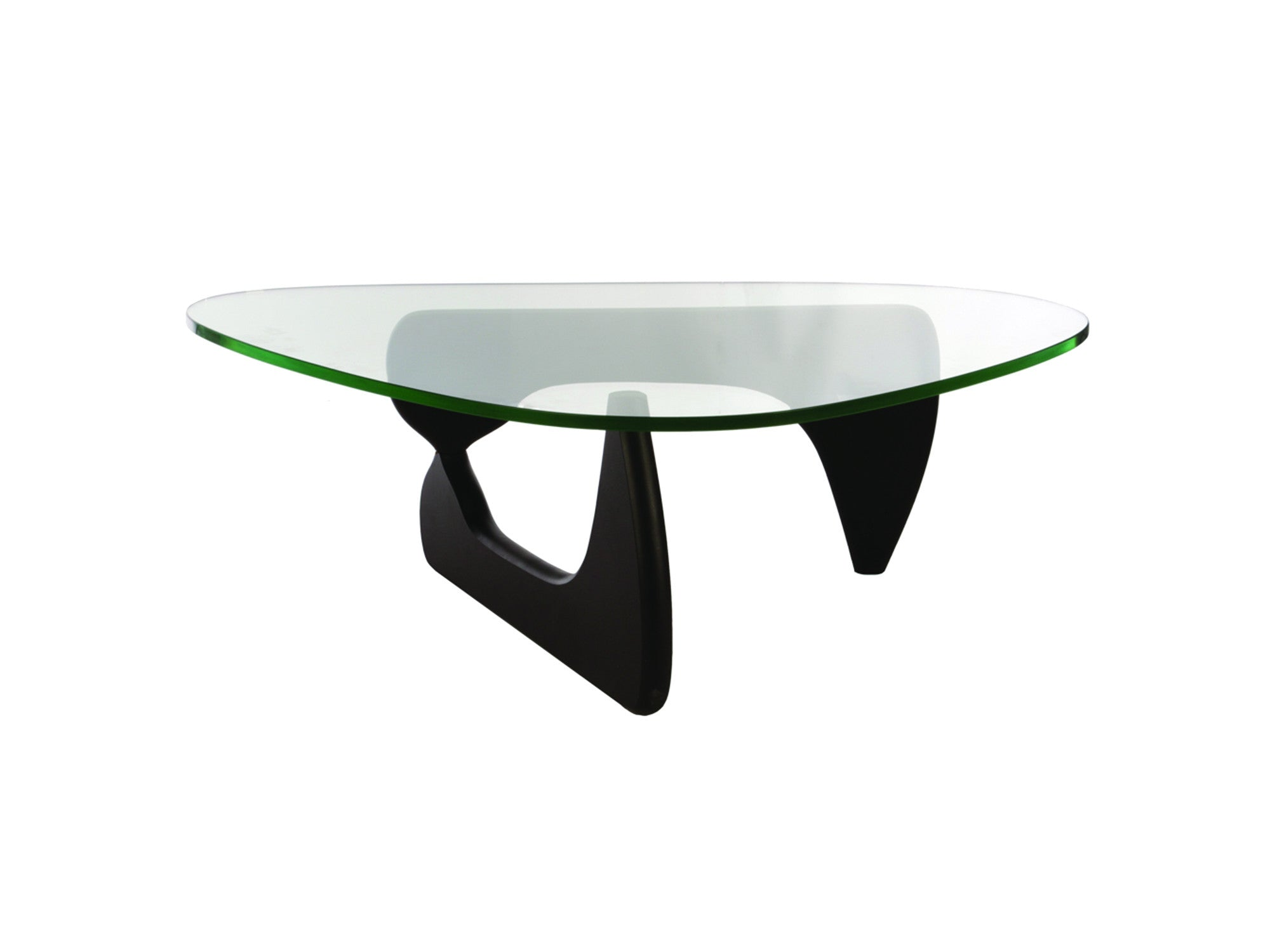 Awesome Noguchi Style Coffee Table   Black Color