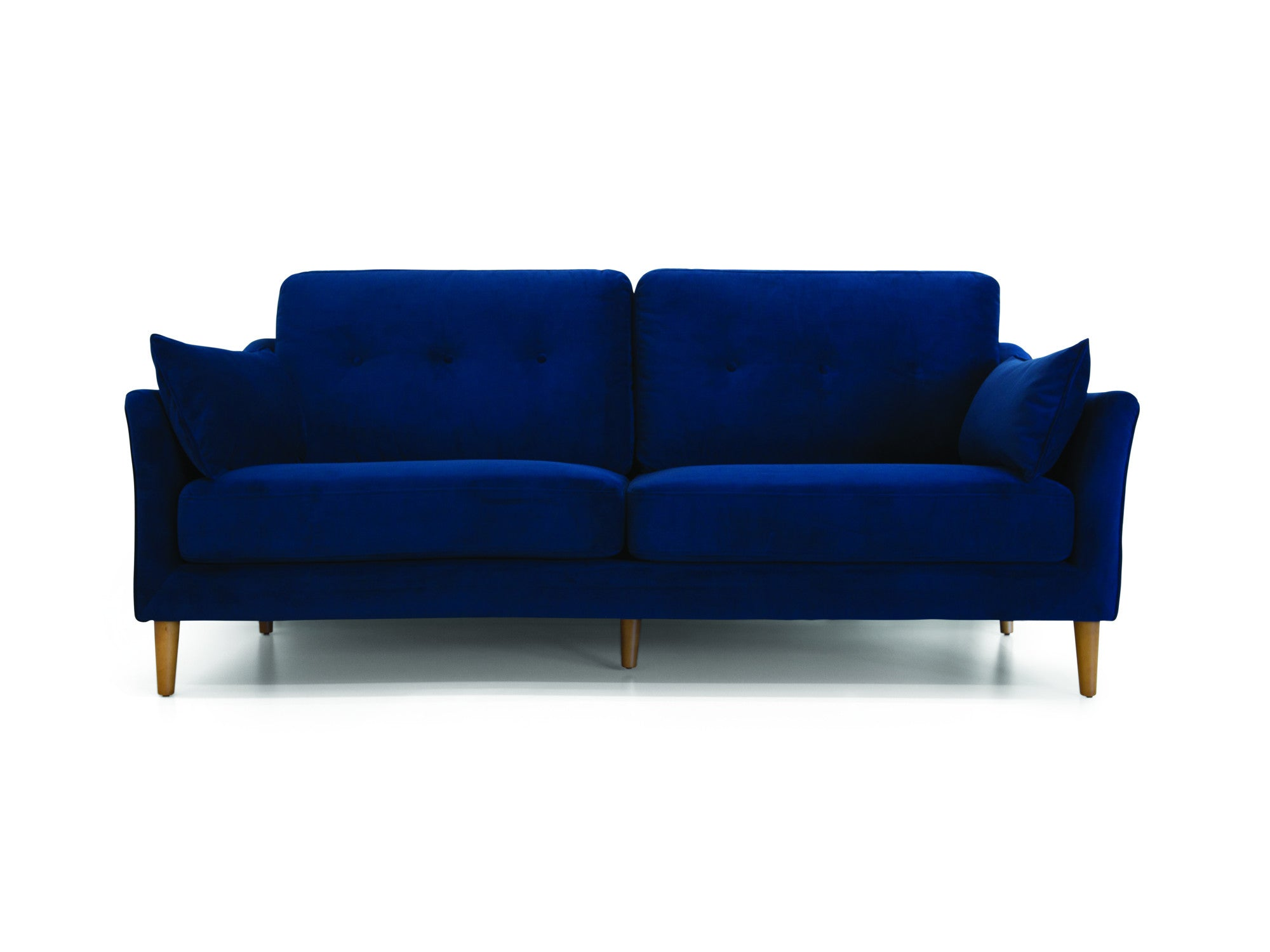 Sandy sofa navy meubles newell furniture for Meubles newell montreal