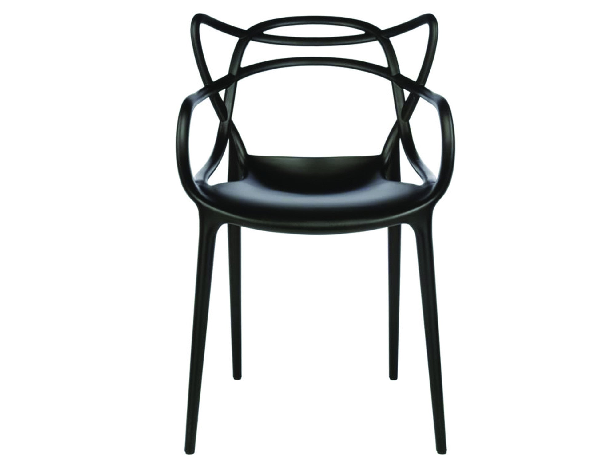 ... Philippe Starck Masters Chair Replica   Black ...