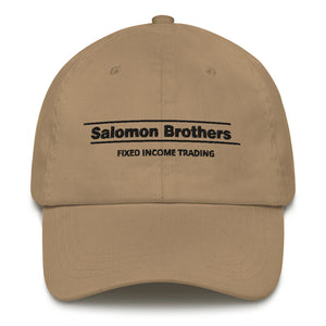 Salomon Brothers Fixed Income Hat