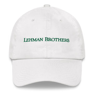 Lehman Brothers Hat