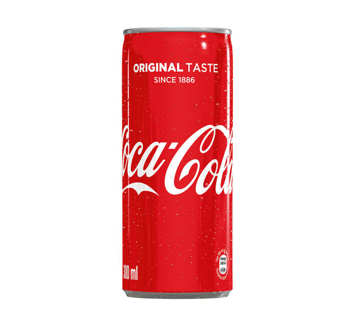Coca-Cola - 300ml Can