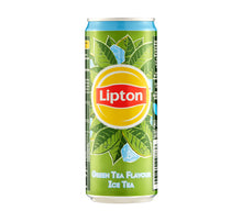 Load image into Gallery viewer, Lipton Green Tea Ice Tea - 300ml Can