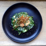 Baby Spinach Miso Salad